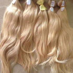 Straight Blonde 613 - Double Drawn