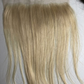 Straight Blonde Frontal 13x4
