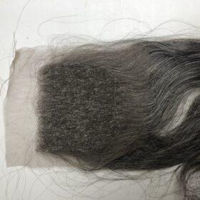 Grey Lace Closure 4x4