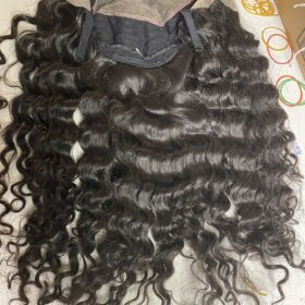 """Steam Curly #2 13""""x6"""" Frontal Wig"""